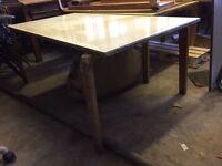 Vintage school tables FREE
