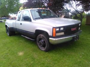 1988 GMC C/K 3500 Dually