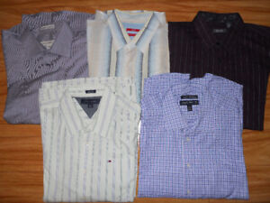 Designer Long Sleeved Dess Shirts $40 all or $10 each