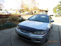 2001 Honda Accord EX Coupe (2 door)