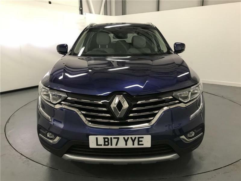 Renault Koleos 20 Dci Signature Nav 5dr X Tronic In Leicester