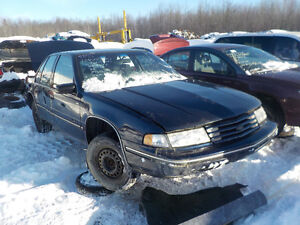 1992 Chevrolet Lumina Now Available At Kenny U-Pull Cornwall