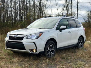 2014 Subaru Forester XT Touring with upgrades **QUICK SALE**