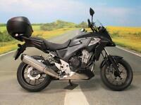 Honda CB500X 2013 *Full Service History Low miles*