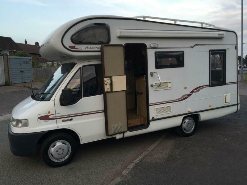 peugeot boxer 320 mwb 2 5 turbo diesel elddis autostratus motorhome low mile 43k in walsall. Black Bedroom Furniture Sets. Home Design Ideas
