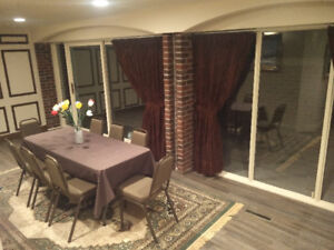 2 bedroom for rent, Mississauga, 1500 sqft, QEW and Hurontario