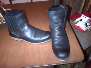 harley boots size 11