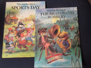 2 John Patience Tales from Fern Hollow Bks - Brassband, Sports