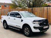 2017/67 FORD RANGER WILDTRAK 3.2 TDCI AUTOMATIC 200 PS-FROZEN WHITE-DOUBLECAB4X4