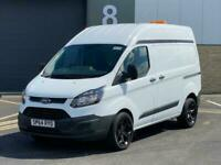 2014 Ford Transit Custom 2.2 TDCi 100ps Low Roof Van PANEL VAN Diesel Manual