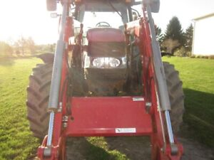 Tracteur Case IH MX115