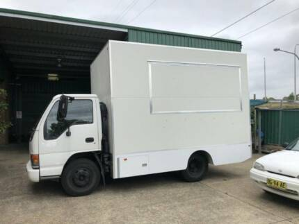 MOBILE FOOD TRUCK / FOOD VAN Minto Campbelltown Area Preview