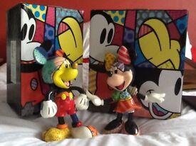 Disney mickey and Minnie britto