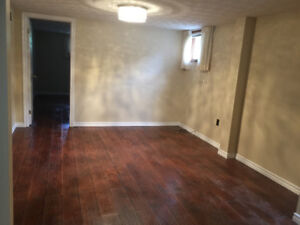 2 beds basement unit on west mountain near Mohawk and McMaster