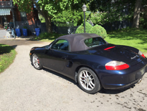 2004 Porsche Boxster S Coupe (2 door)