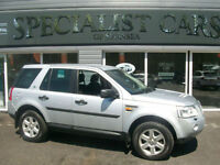 Land Rover Freelander 2 2.2Td4 auto 2007 GS