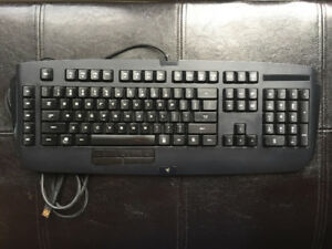 Razer Anansi LED Gaming Keyboard
