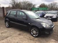 FORD FIESTA 2005 1.4 MY GHIA DIESEL - MANUAL - LOW MILEAGE - FULL SERV HISTORY