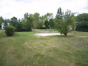 Sale/Trade Land 10 min From Diefiebaker Lake all utilities on.