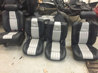 2003 Ford F-150 Harley Davidson 100th Anniversary leather Seats