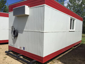 10' x 24' BRAND NEW Skidded Office Trailer For Sale or rent Strathcona County Edmonton Area image 8