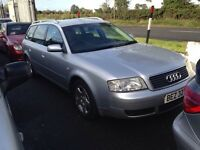 05 audi a6 1.9 tdi estate MAY PART EXCHANGE