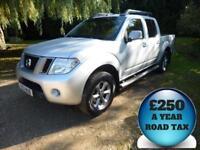 2013 Nissan Navara 2.5 DCi 190 Platinum Double Cab 4x4 Pick Up Diesel
