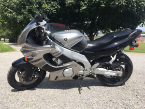 Need Gone !! YZF 600R 2004