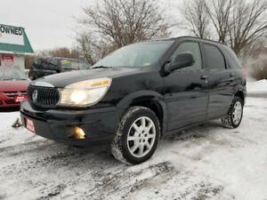 2007 BUICK RENDEZVOUS SUV *** CERT $4995 *** 100% APPORVED