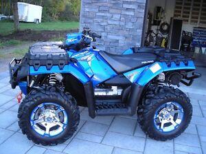 LOOK D'ENFER ! POLARIS XP 850 2012/échange possible Lac-Saint-Jean Saguenay-Lac-Saint-Jean image 5