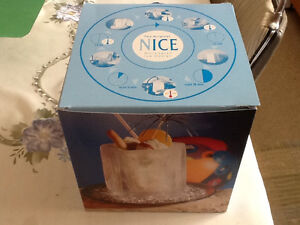 Norwegian Ice Maker