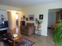 WEST, Aug 1st, large 2 bedroom with parking