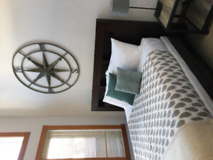 1 month rental for couple or family canmore