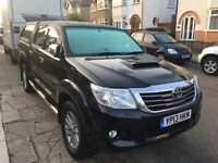 Toyota hilux invincible wanted