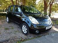 Nissan Note 1.5dCi ( 86ps ) Acenta **Finance from £88.79 a month**