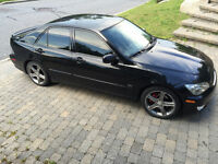 2003 Lexus IS L-Tuned Berline Manuelle