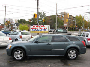 **2006 Dodge Magnum AWD SXT** Certified & E-tested