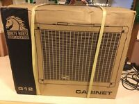 Whitehorse Amplification Pair speakers new