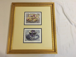 Custom framed numbered print- must go!