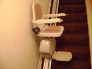 Acorn 120 Superglide Stair Lift - L, Hand Side -  Up to 15 Steps