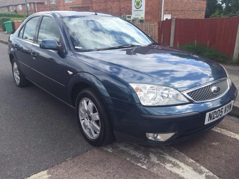 ford mondeo 1 8 zetec 2005 in aspley nottinghamshire gumtree. Black Bedroom Furniture Sets. Home Design Ideas