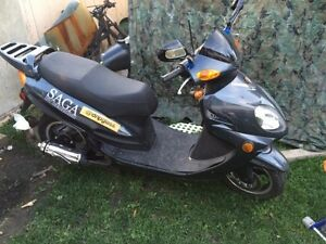 Saga Moped 2009
