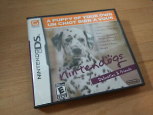 Nintendogs Dalmatians & Friends (Nintendo DS) (Français)