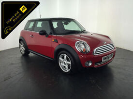 2008 MINI COOPER 3 DOOR HATCHBACK SERVICE HISTORY FINANCE PX WELCOME