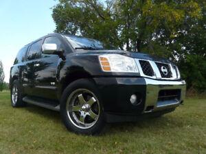 2007 Nissan Armada LE SUV, Crossover