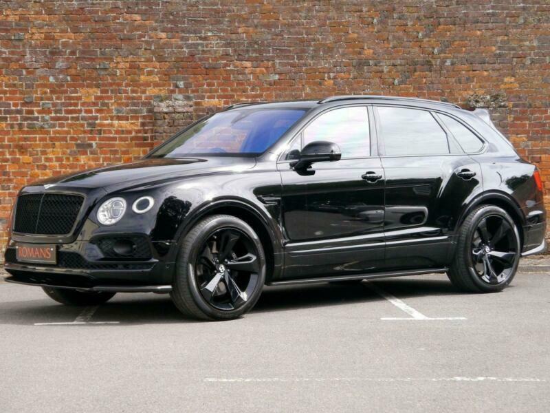 2018 Bentley Bentayga 6.0 W12 Mulliner 5dr Auto - £58K Of Extras! - 7 Seats  EST