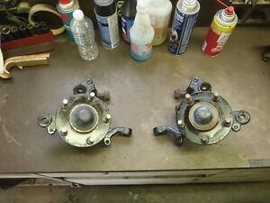 Ford Mustang 94-95 Spindles and wheel bearings