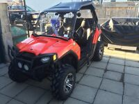 2011 rzr 800 with trail pas