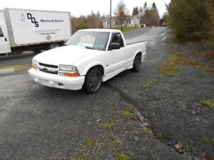 1996 s10  355 small block 5 speed inspected