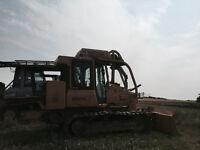 supertrak sk200tr mulcher and blade
